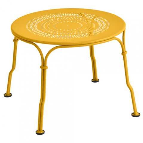 table basse 1900 fermob miel