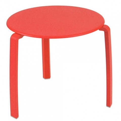 table basse alize fermob capucine