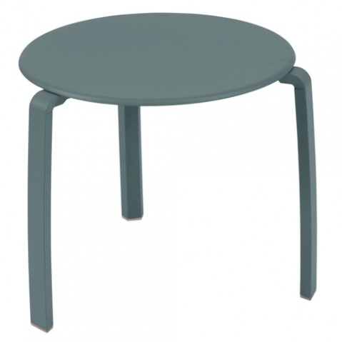 table basse alize fermob gris orage