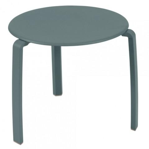 table basse alize fermob gris orage