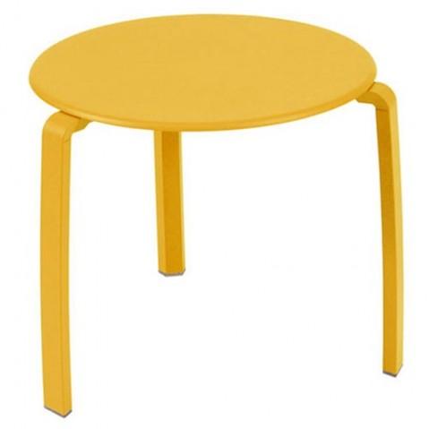table basse alize fermob miel