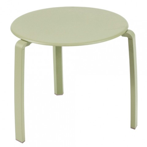 table basse alize fermob tilleul