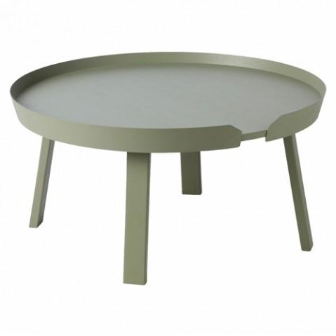 table basse around 72 muuto vert