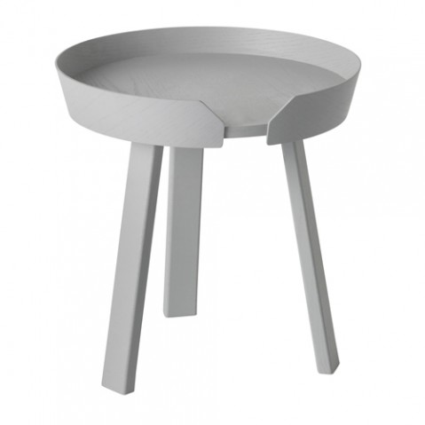 table basse around small muuto gris