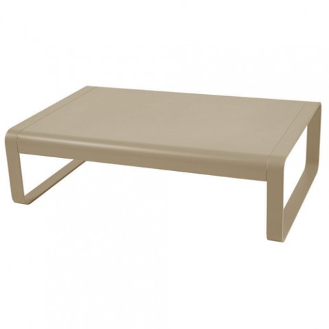 table basse bellevie fermob muscade