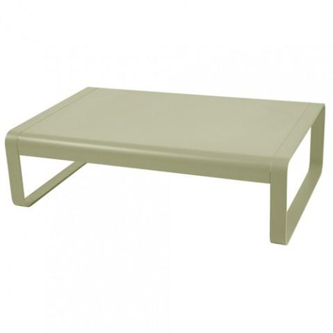 table basse bellevie fermob tilleul