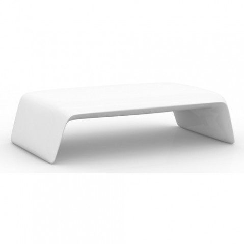 table basse blow vondom blanc