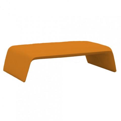 table basse bow vondom orange