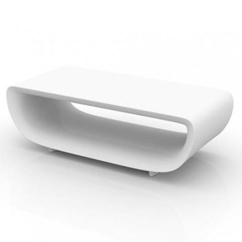table basse bum bum vondom blanc