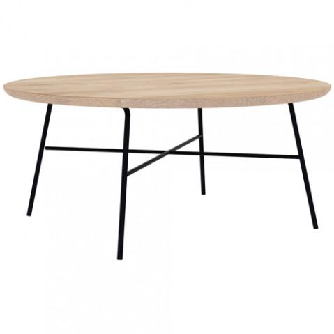 table basse ronde disc universo positivo