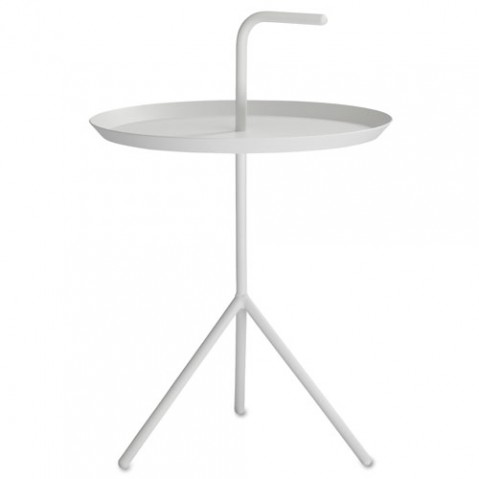 table basse dont leave me xl hay blanc
