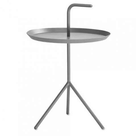 table basse dont leave me hay gris