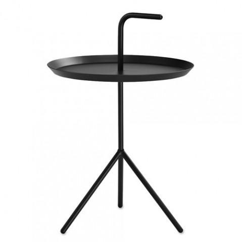 table basse dont leave me xl hay noir