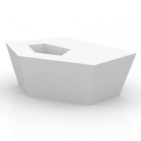 table basse faz vondom blanc