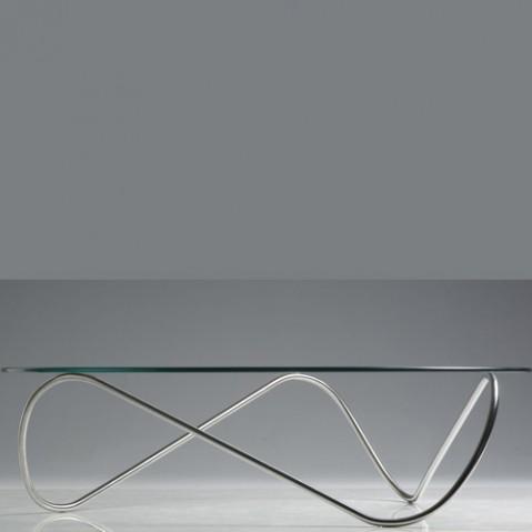 table basse kaeko artemide inox