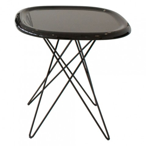 table pizza magis 45 marron fonce