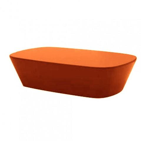 table basse sabinas vondom orange