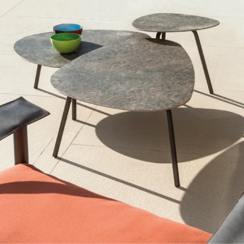 table basse terramare 108 emu blanc marbre