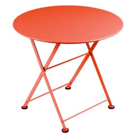 table basse tom pouce fermob capucine