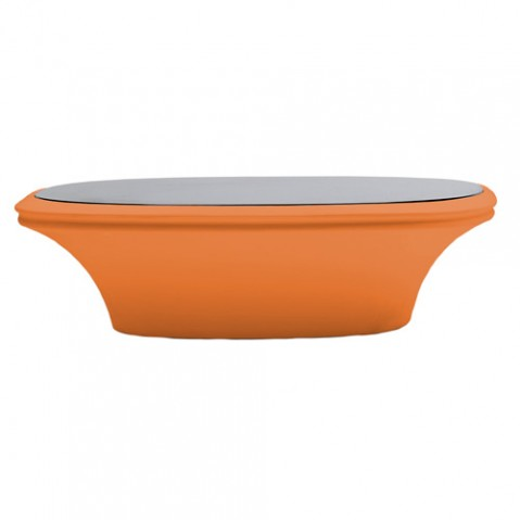 table basse ufo vondom orange