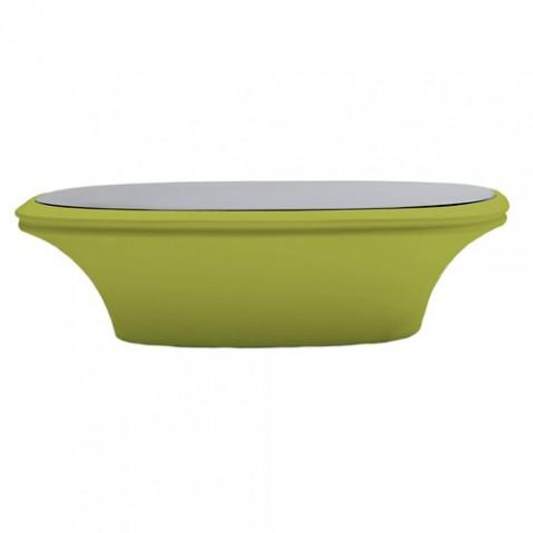 table basse ufo vondom pistache
