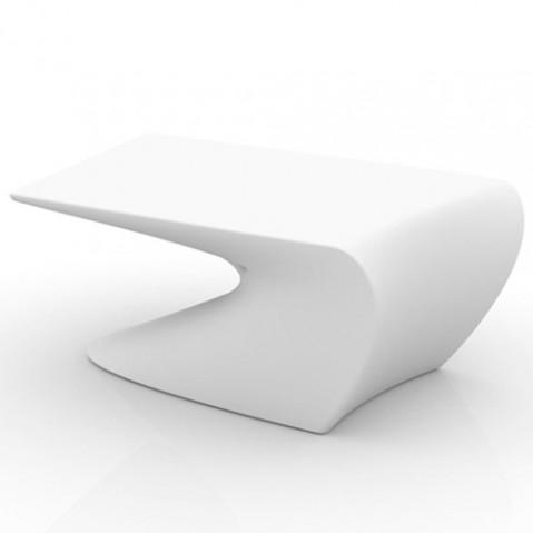 table basse wing vondom blanc