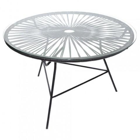 table basse zipolite boqa noir