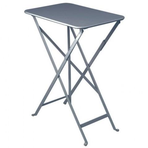 table bistro 37 fermob gris orage