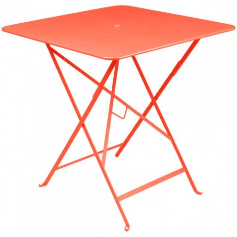 table pliante bistro 71 fermob capucine