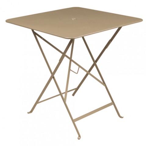 table bistro 71 fermob muscade
