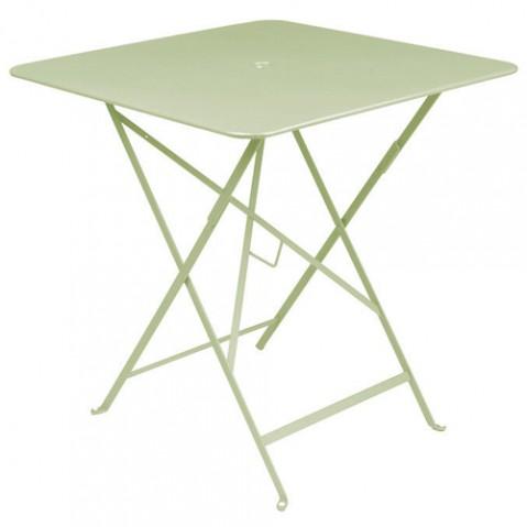 table bistro 71 fermob tilleul