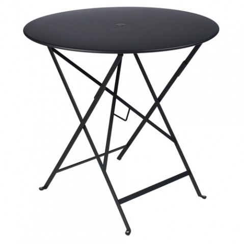 table pliante bistro 77 fermob reglisse