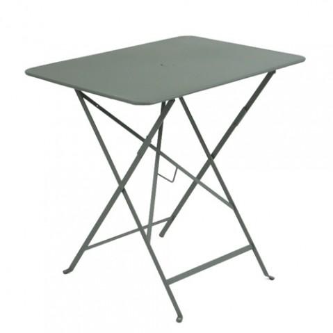 Table pliante Bistro Fermob romarin 77x57cm