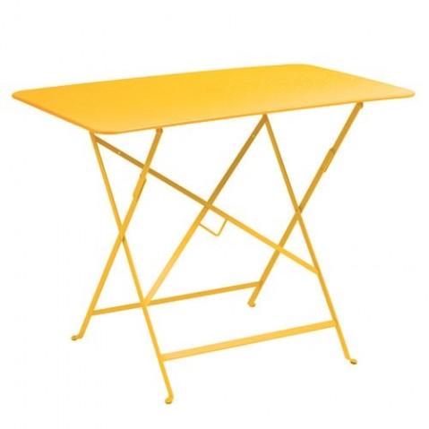 table bistro 117 fermob miel