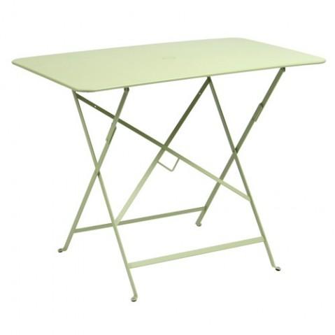 table rectangulaire 97 bistro fermob tilleul