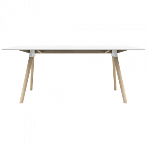 table butch the wild bunch magis 180 blanc