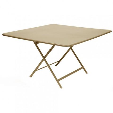 table pliante fermob caractere muscade