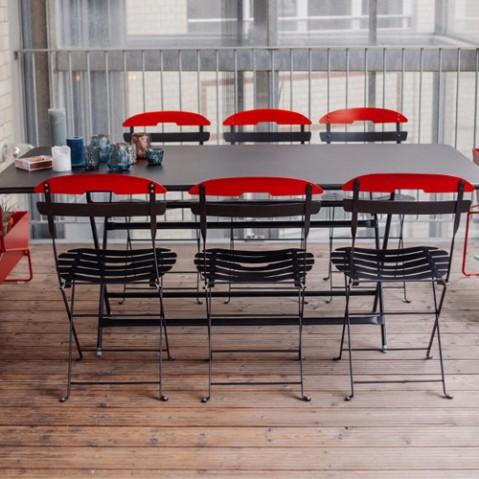 table caractere rectangulaire fermob reglisse