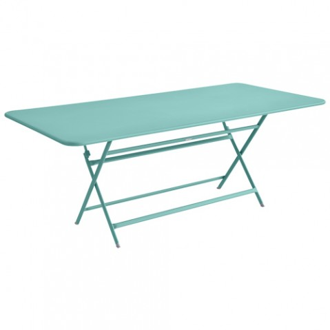table caractere fermob bleu lagune