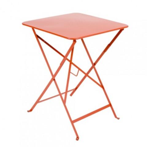table carree bbistro 57 fermob capucine