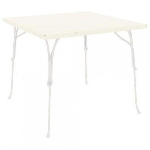 table carree vigna magis blanc
