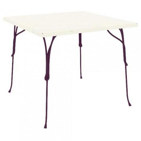 table carree vigna magis violet