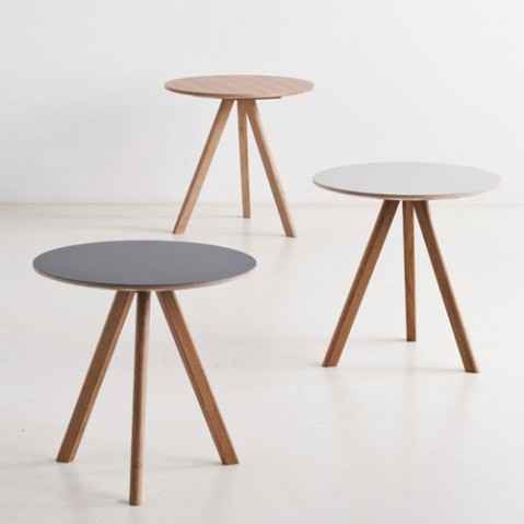 table copenhague 200 hay gris