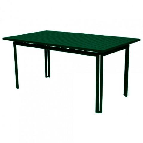 table costa 160 fermob cedre