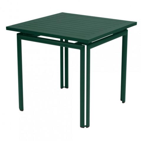 table costa 80 fermob cedre