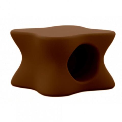 table basse doux vondom bronze