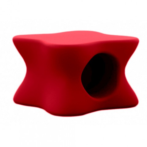 table basse doux vondom rouge
