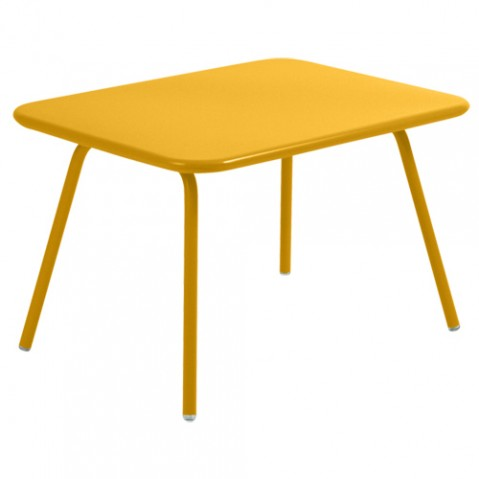table luxembourg kid fermob miel