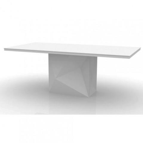 table faz vondom blanc