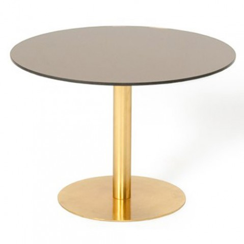 table basse flash tom dixon rond